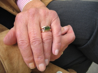 Altenpflege bei Parkinson